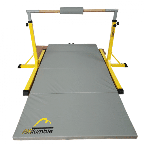 Air Tumble Gymnastics Bars